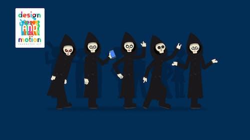 D&M Character Kit: Grim Reaper