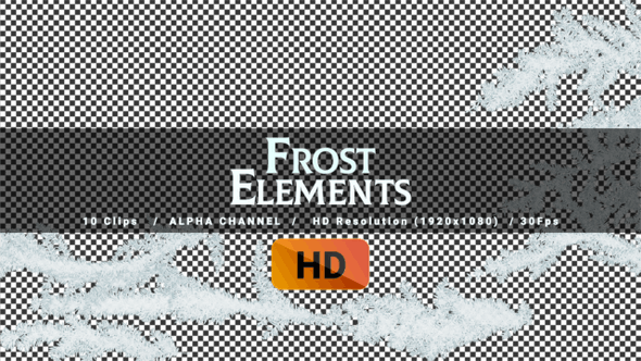 Thumbnail for Frost - 10 clips - HD