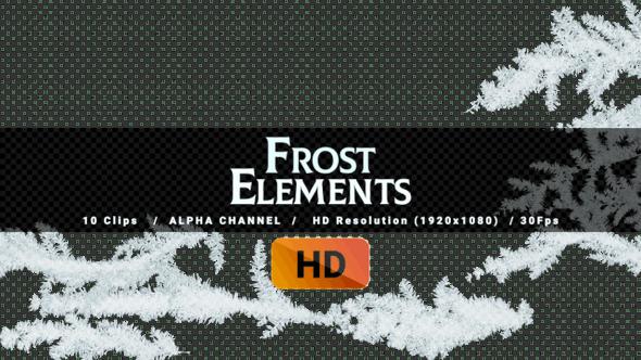 Frost - 10 clips - HD