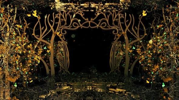 Thumbnail for Art Nouveau 04 HD