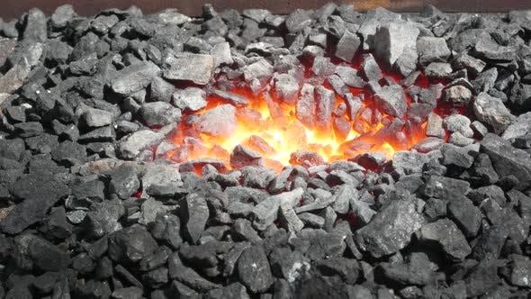 Coal Blacksmith Stove