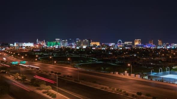 Thumbnail for Las Vegas USA | The city at Night
