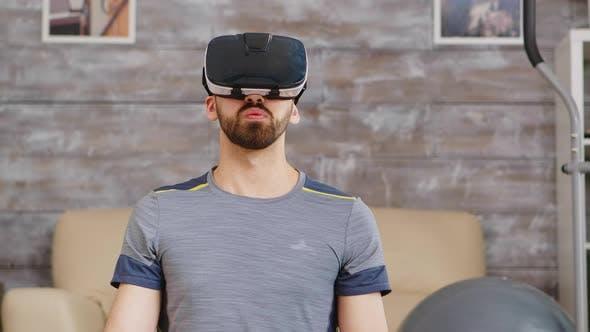 Thumbnail for VR Yoga Breathing Exercises