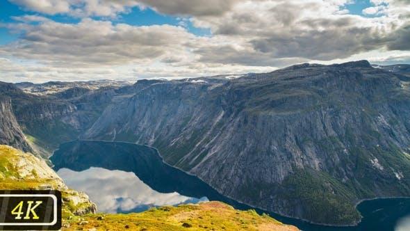 Thumbnail for Summertime Norwegian Landscape
