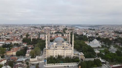 Islamic Architecture Istanbul