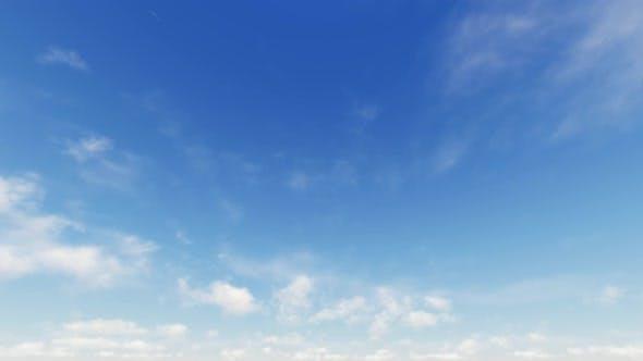 Thumbnail for Time-Lapse Blue Sky