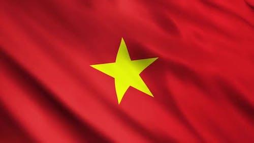 Vietnam Flags
