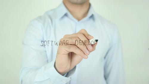 Software Development, Writing On Screen