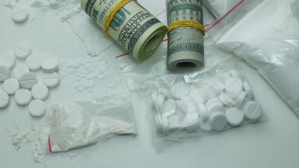 Thumbnail for Big Money And Cocaine Drug Business