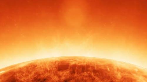 Sun Solar Atmosphere