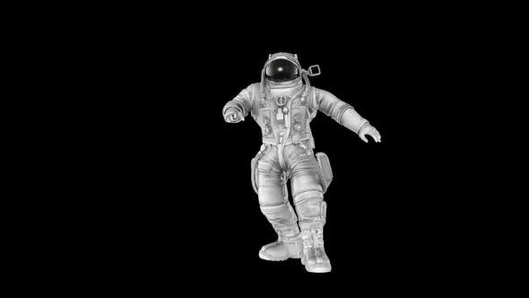 Thumbnail for Astronaut Dance