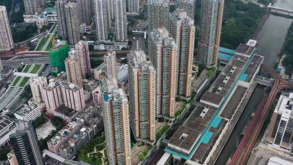 Thumbnail for Hong Kong residential district