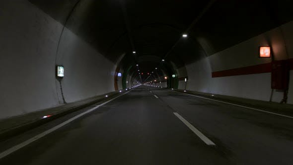 Cover Image for Modern Road Tunnel