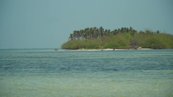 Thumbnail for Sandy White Beach. Philippines
