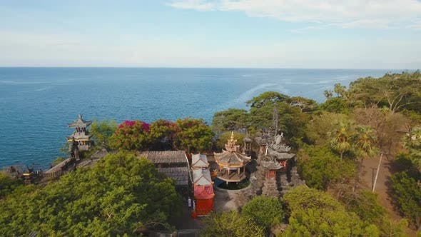 Thumbnail for Hindu Temple on the Island Bali,Indonesia