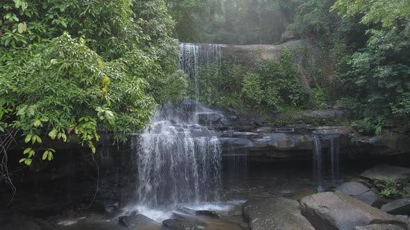 Thumbnail for Waterfall in Jungle