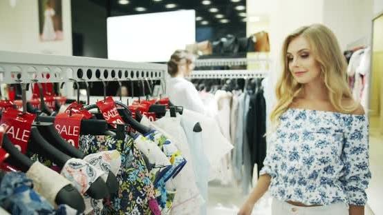 Thumbnail for Women Clothing Shopping