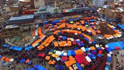 Oruro Village Carnival Parade
