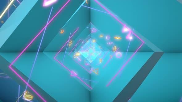 Thumbnail for Square Helix 02 4K
