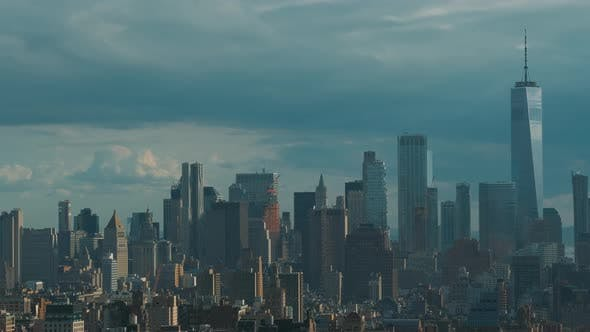 New York. City Panorama.