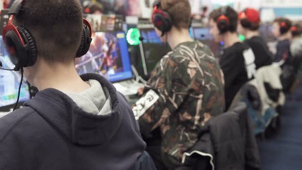 Cyber Gamers Tournament