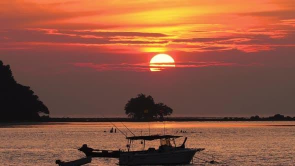 Cover Image for Sunset Landscape at Phuket