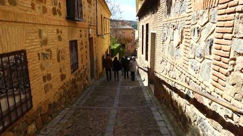 Straßen in Toledo