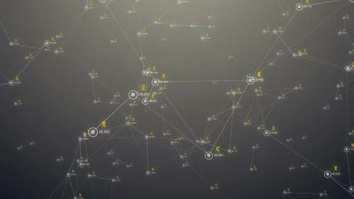Währungsnetzwerk