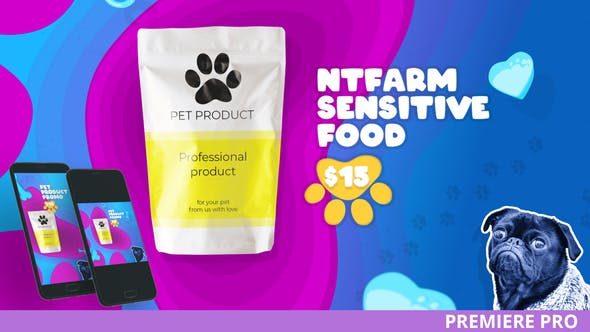 Thumbnail for Pet Products Promo for Premiere
