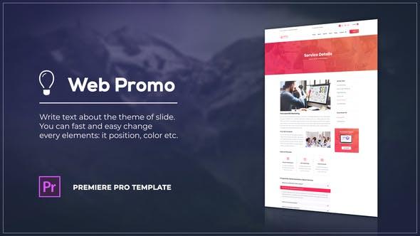 Thumbnail for Soft Website Promo