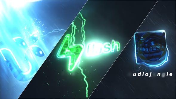 Thumbnail for Lightning Storm Logo Intro