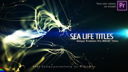 Sea Titles