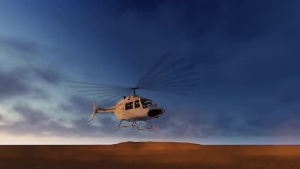 Thumbnail for Rising Helicopter