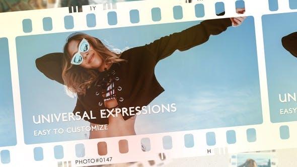 Thumbnail for FilmReel Foto-Diashow