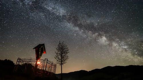 Milky Way Galaxy Stars