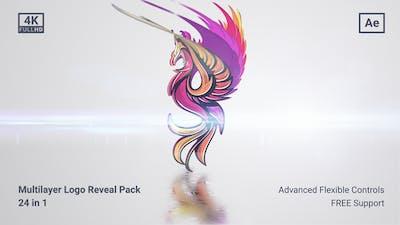 Clean Multilayer Logo Pack