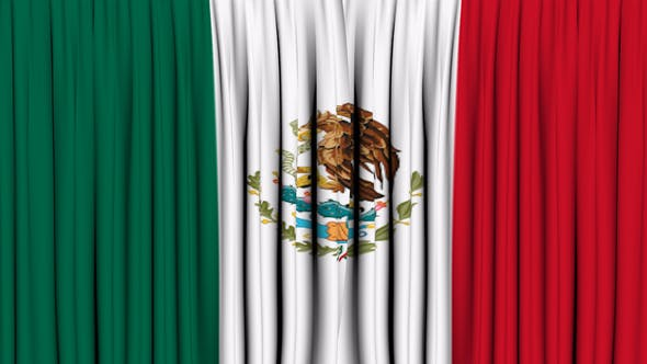 Thumbnail for Mexico Curtain Open