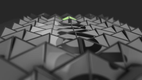 Thumbnail for Triangle Animation Logo