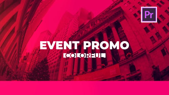 Thumbnail for Colorful Event Promo
