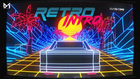 Thumbnail for Retro Intro