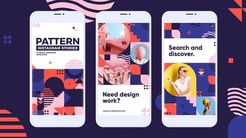 Pattern Stories Pack
