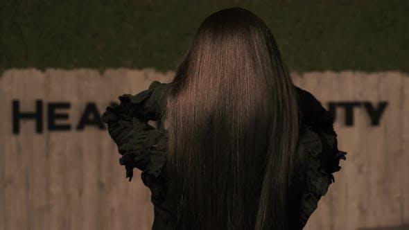 Wonderful Hair Style.