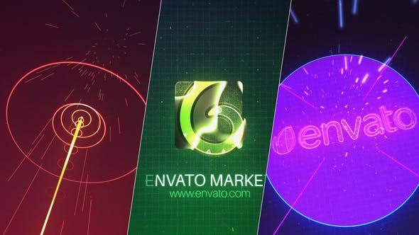Logo Flèche numérique