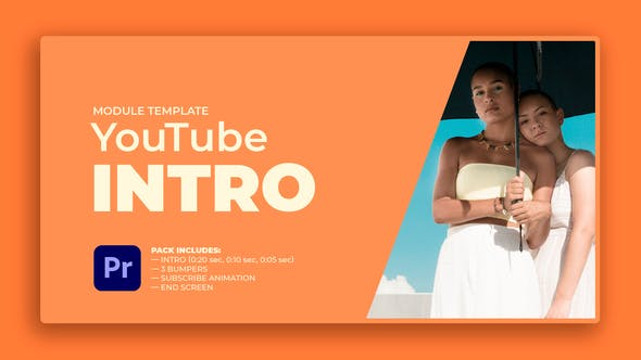 YouTube Intro Pack - product preview 0