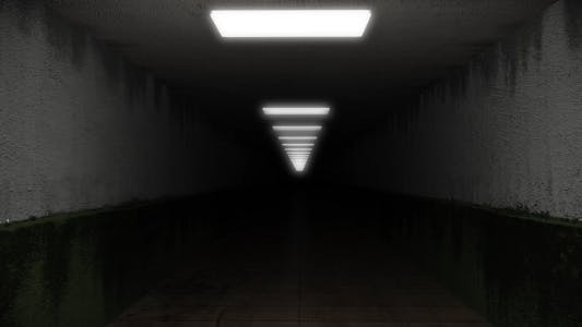 Thumbnail for Dark and Creepy Horror Corridor