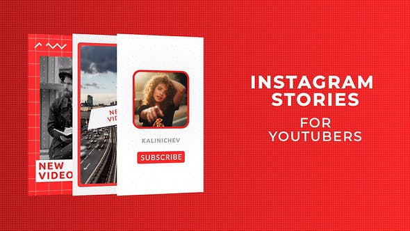 Thumbnail for Instagram Stories for YouTubers