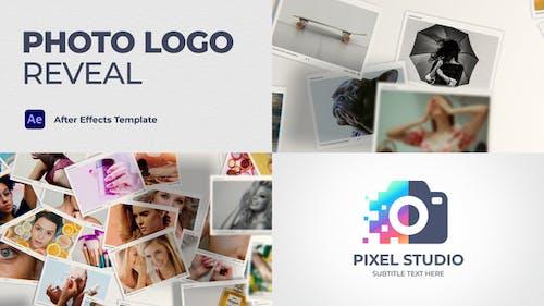 Photo Logo Reveal