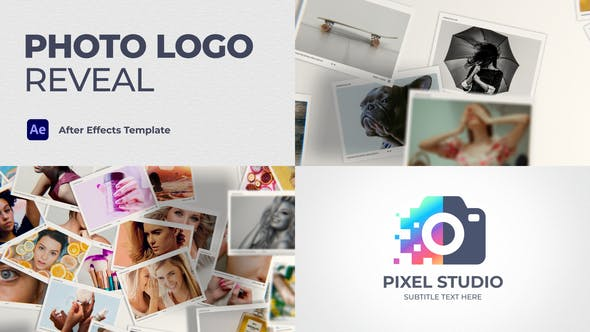 Thumbnail for Photo Logo Reveal