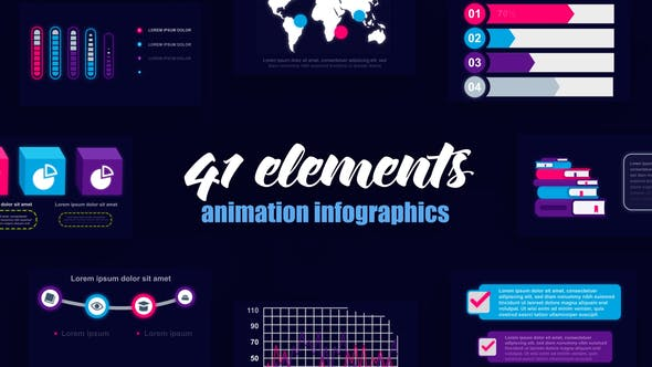 Thumbnail for Abstract Infographics Vol.45