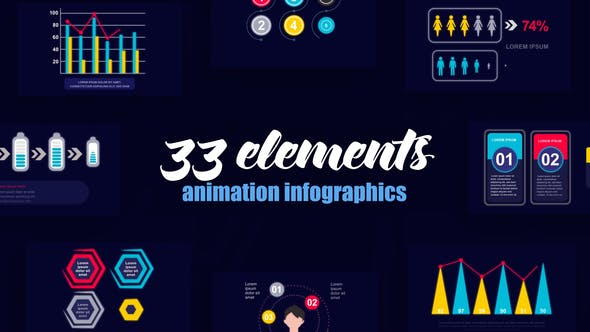Thumbnail for Abstract Infographics Vol.49